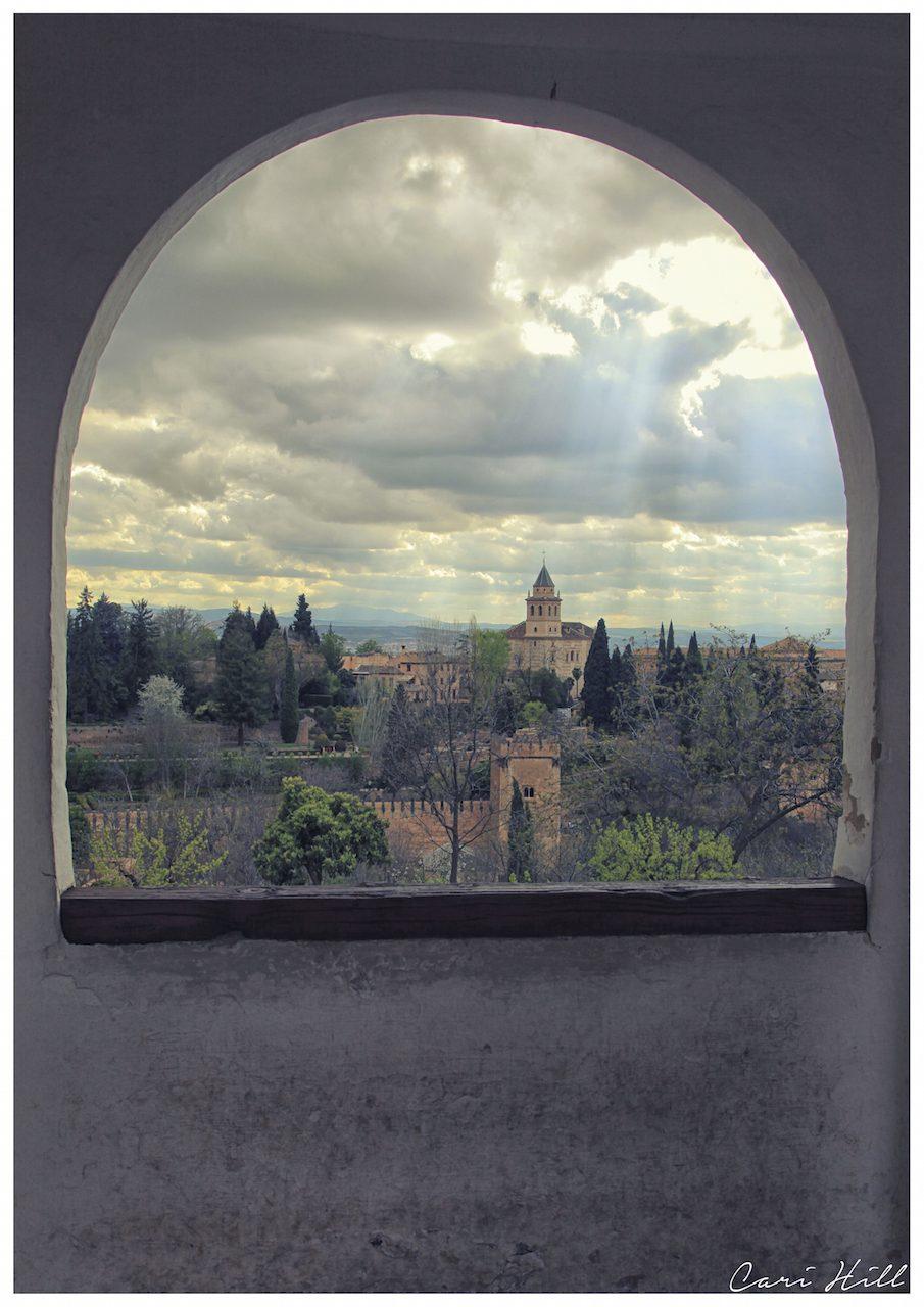 Alhambra Window
