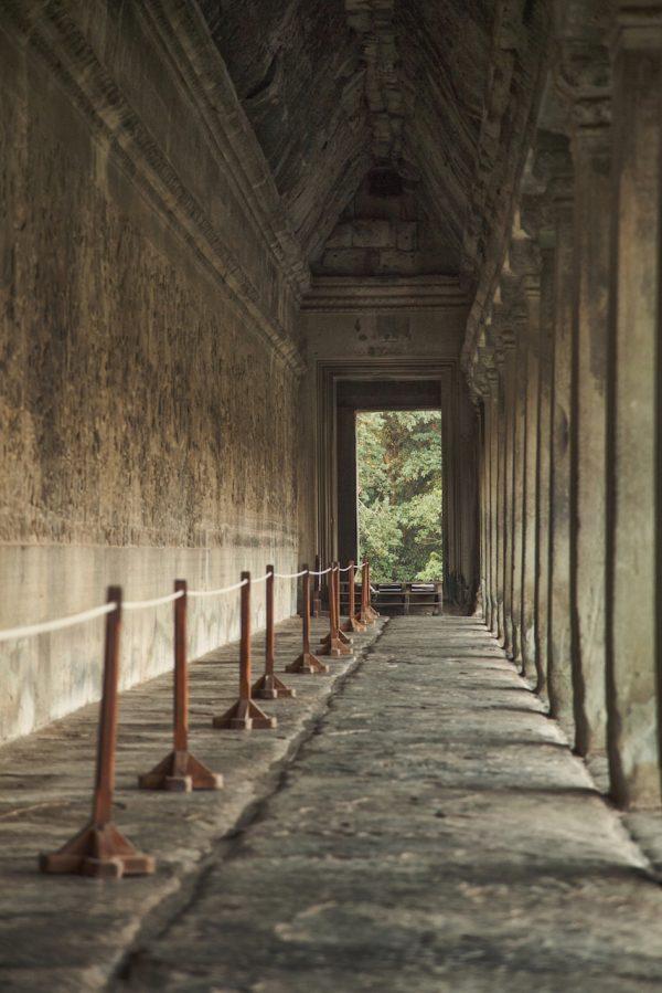 Angkor Wat Passageway 1