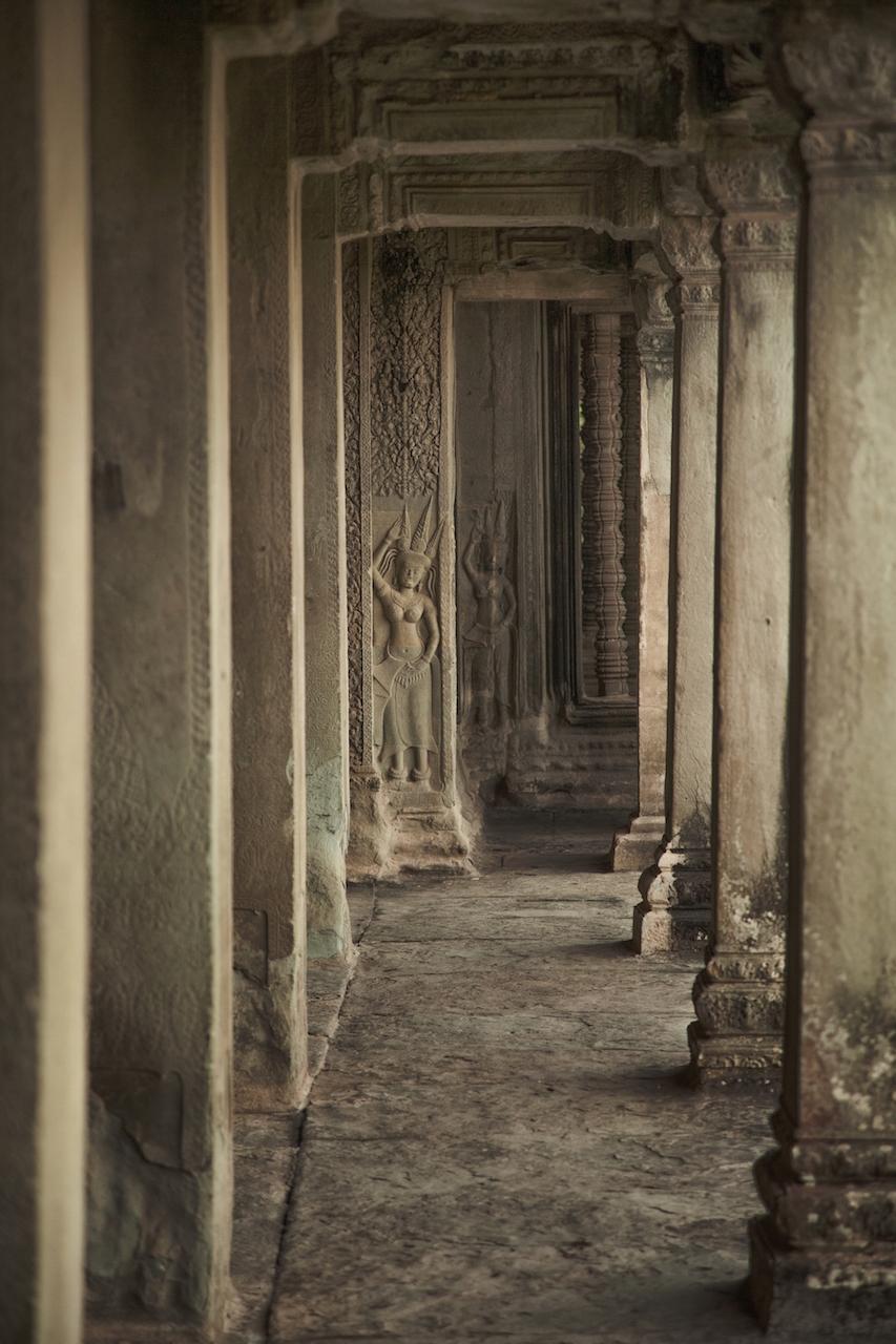Angkor Wat Passageway 3
