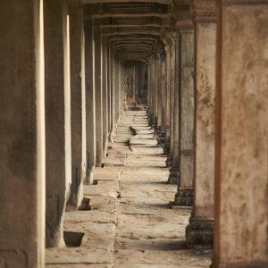 Angkor Wat Passageway 5