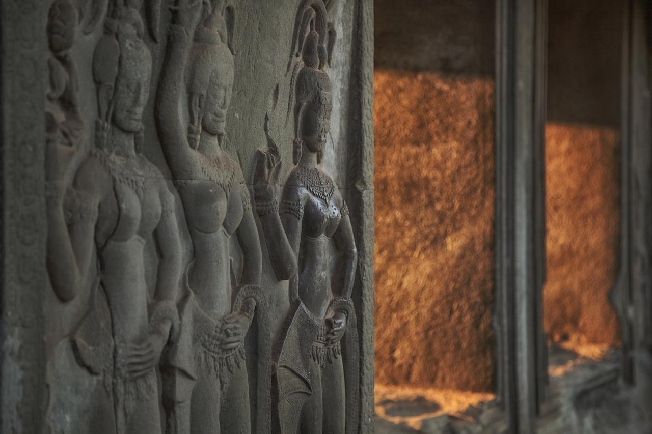 Angkor Wat Sunlight 2