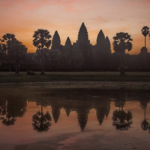 Angkor Wat at Dawn 2