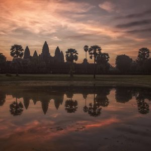 Angkor Wat at Dawn 3