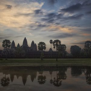Angkor Wat at Dawn 4