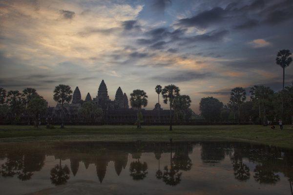 Angkor Wat at Dawn 4