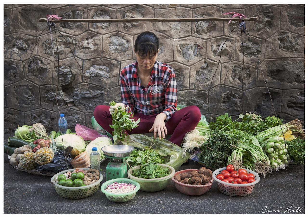 Vietnam Greengrocer